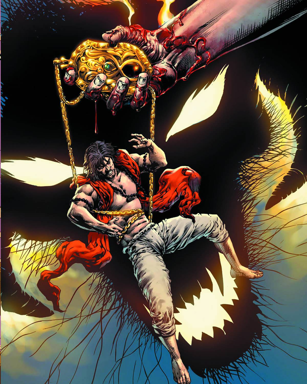 Warriors The Broken Code 3: Sadhu: Birth Of The Warrior #2