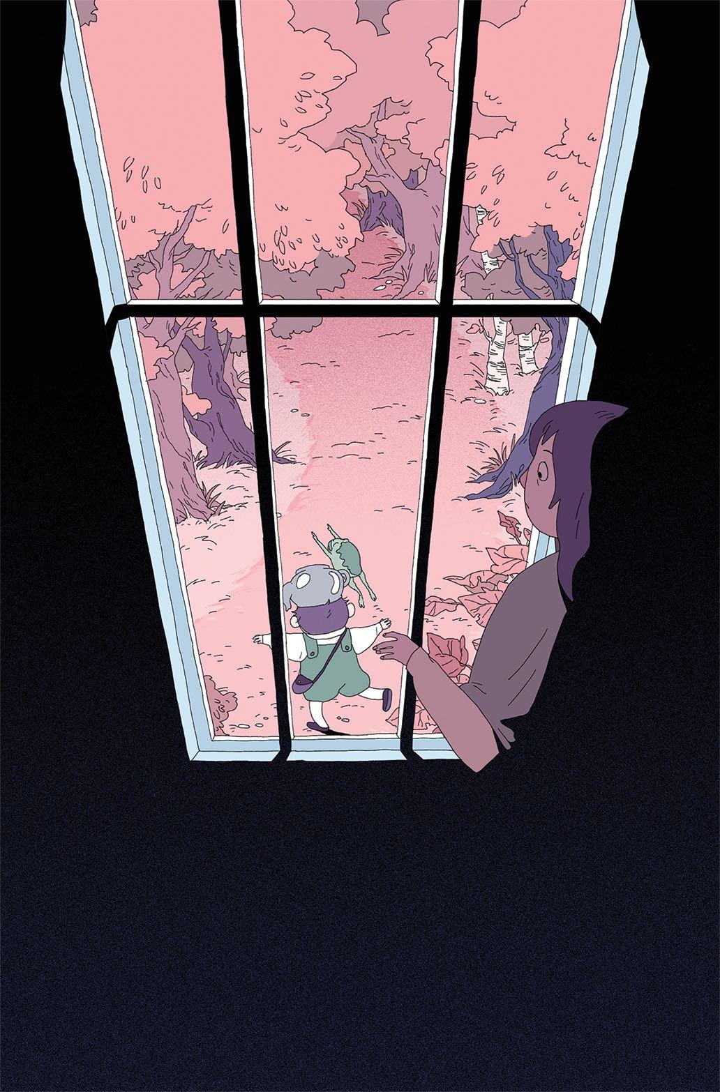 Over The Garden Wall 5 Fresh Comics