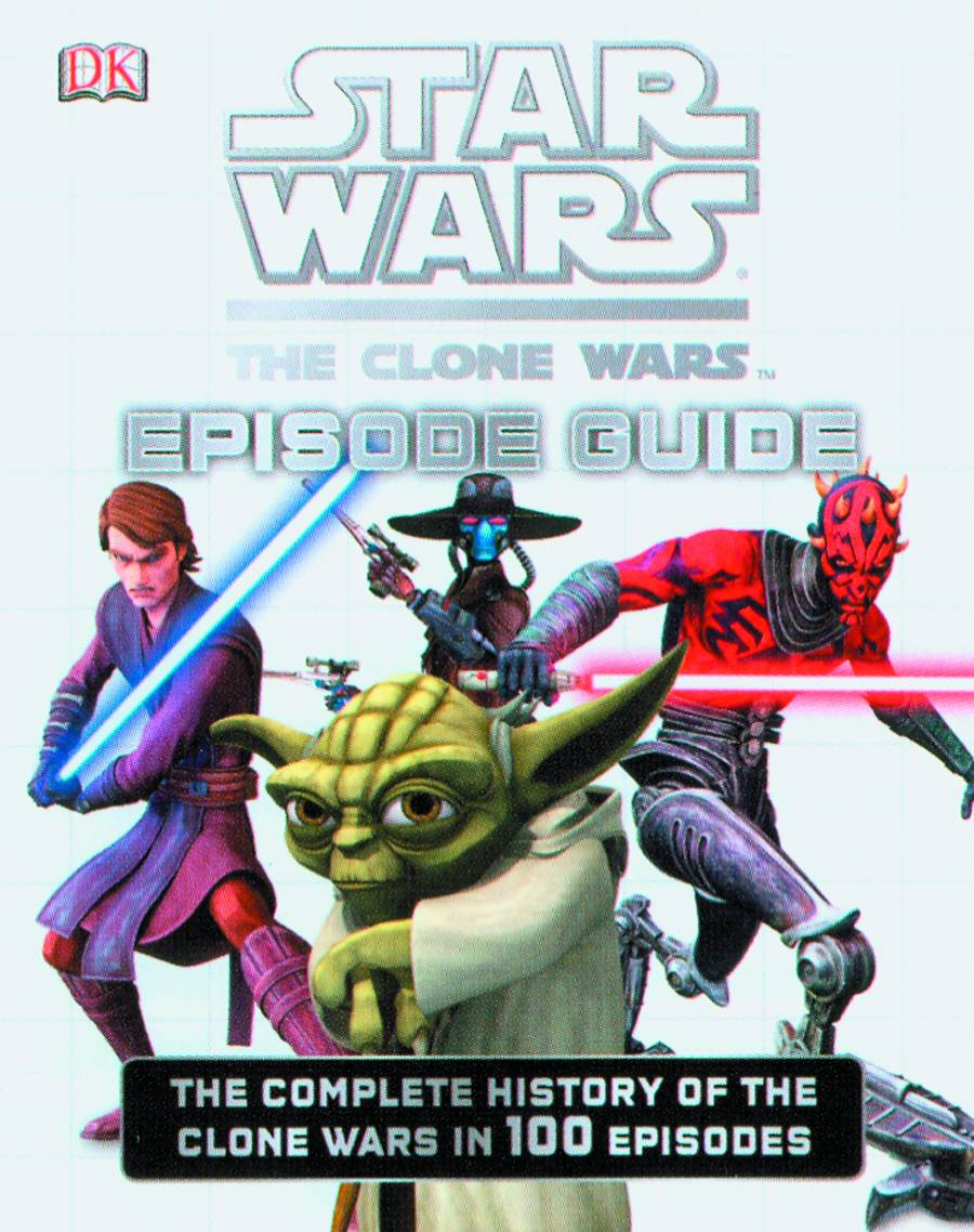 New Star Wars Clone Wars Episode Guide 34