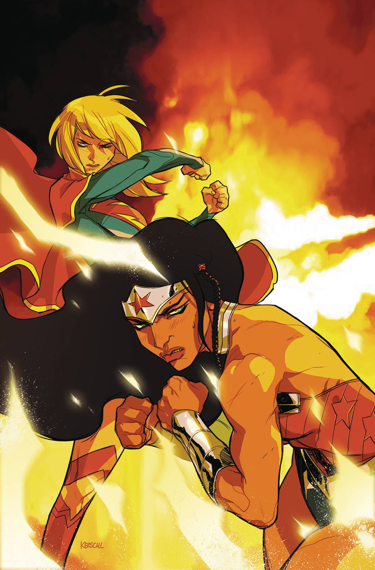 Jaime Mendoza  Fresh Comics-8490