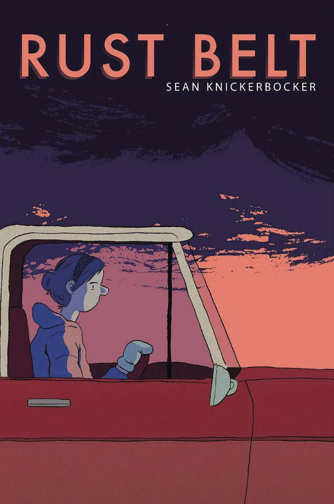 Cover of Rust Belt by Sean Knickerbocker