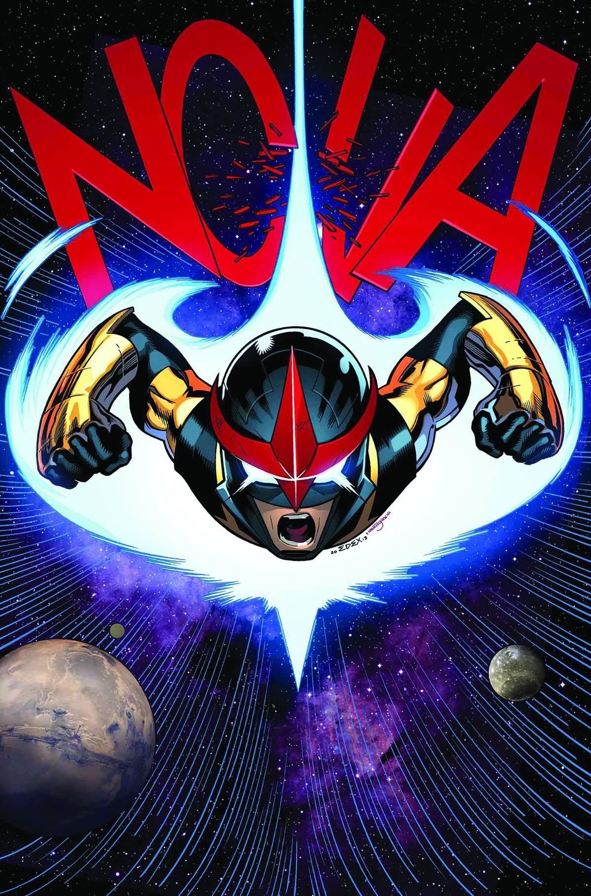 Nova 6 Fresh Comics