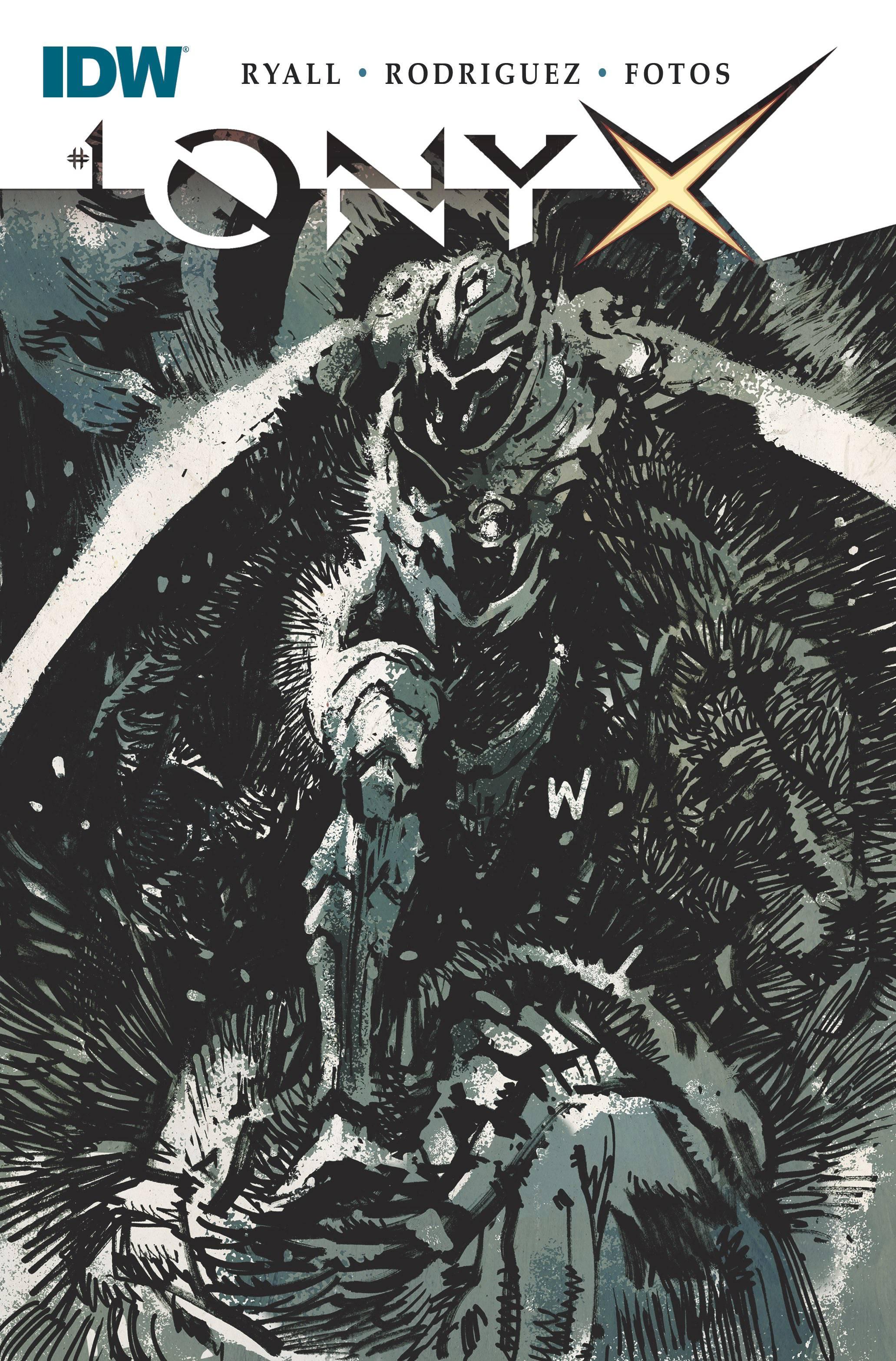 Ashley Wood Fresh Comics