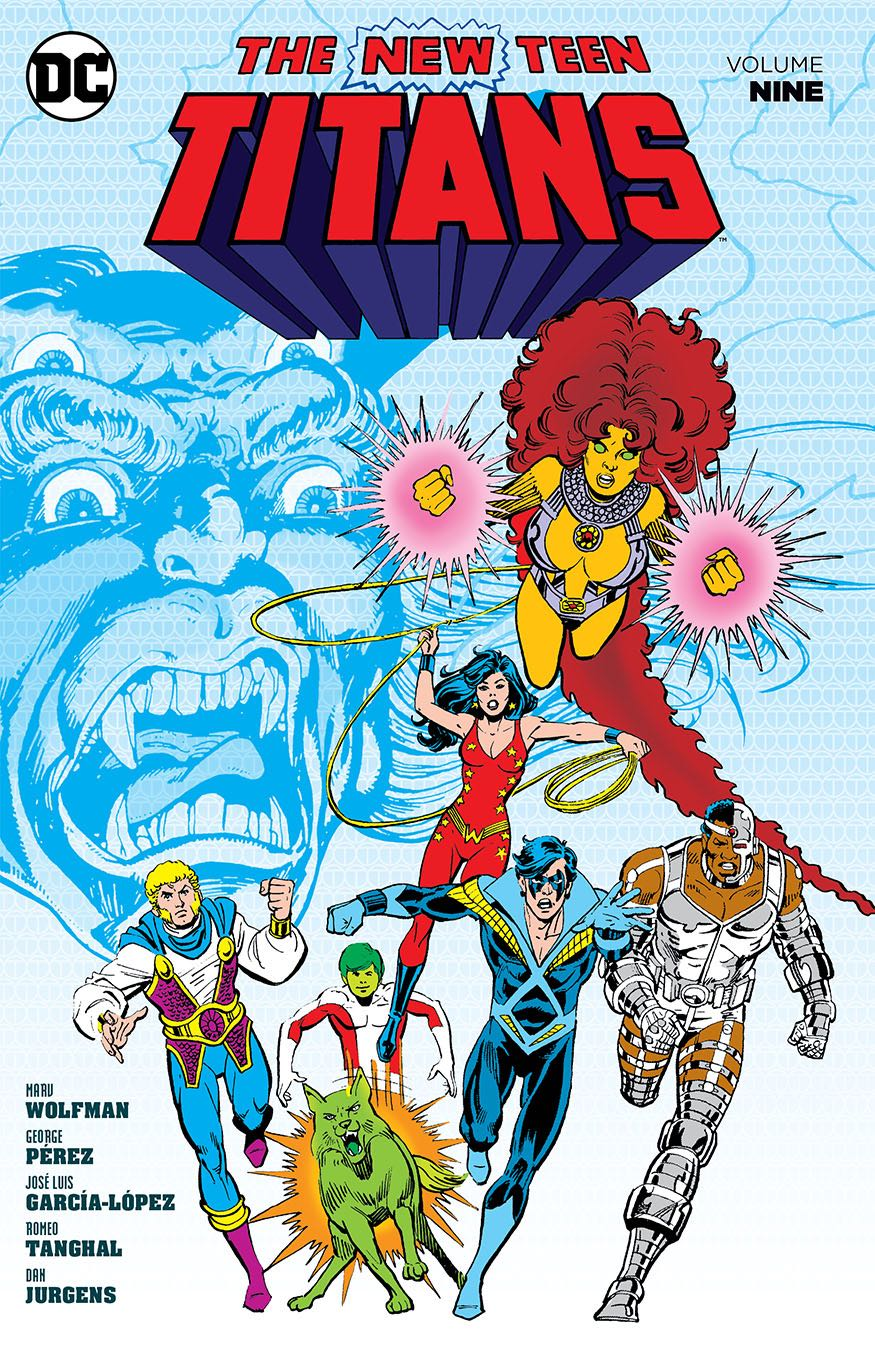 The New Teen Titans Vol 9  Fresh Comics-3868