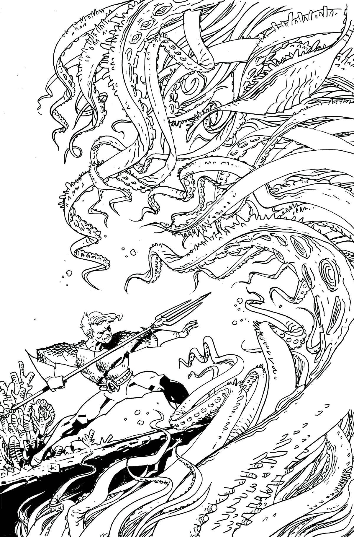 Andy Kuhn Fresh Comics