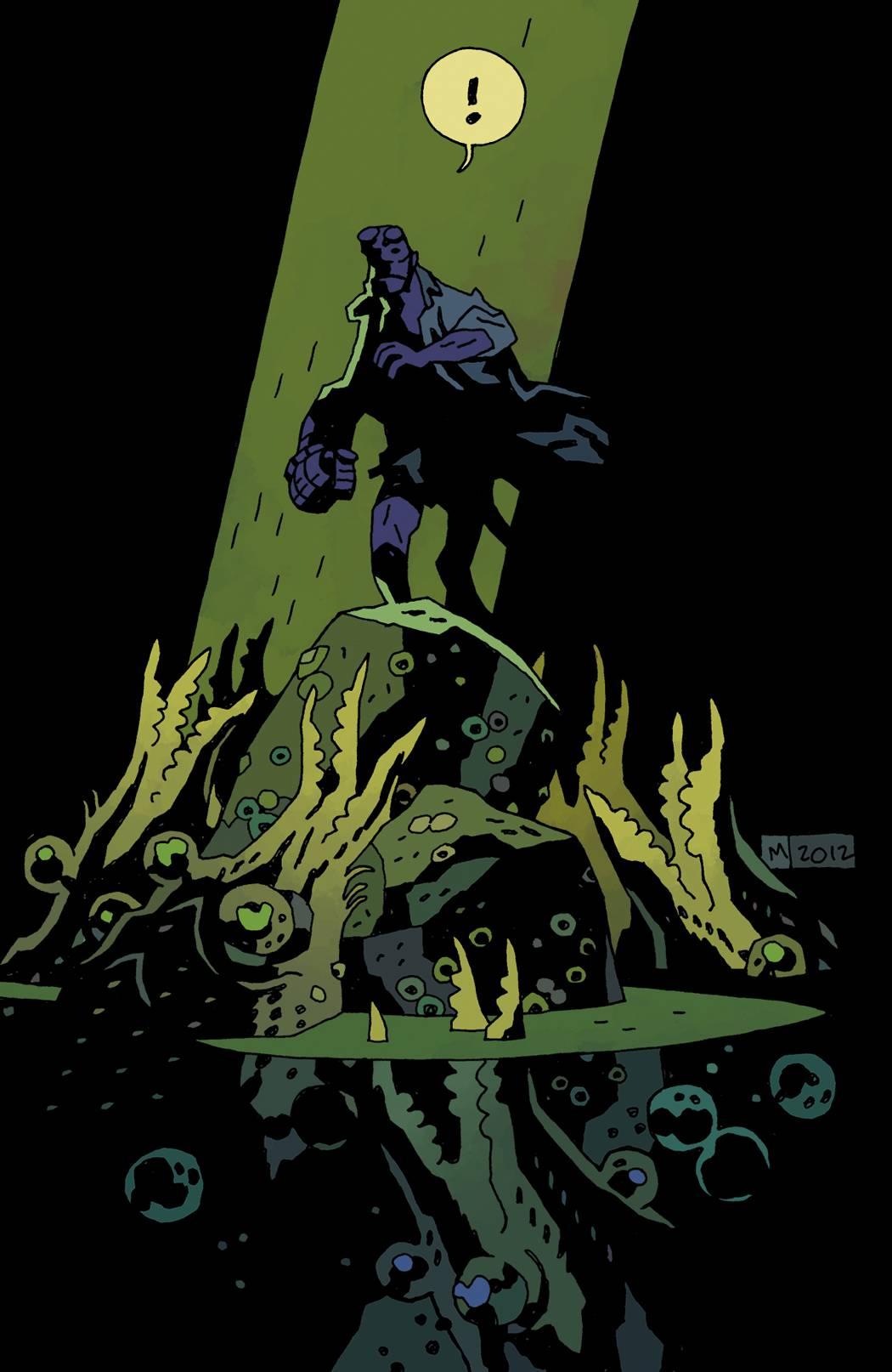 Hellboy in Hell #1 | Fresh Comics