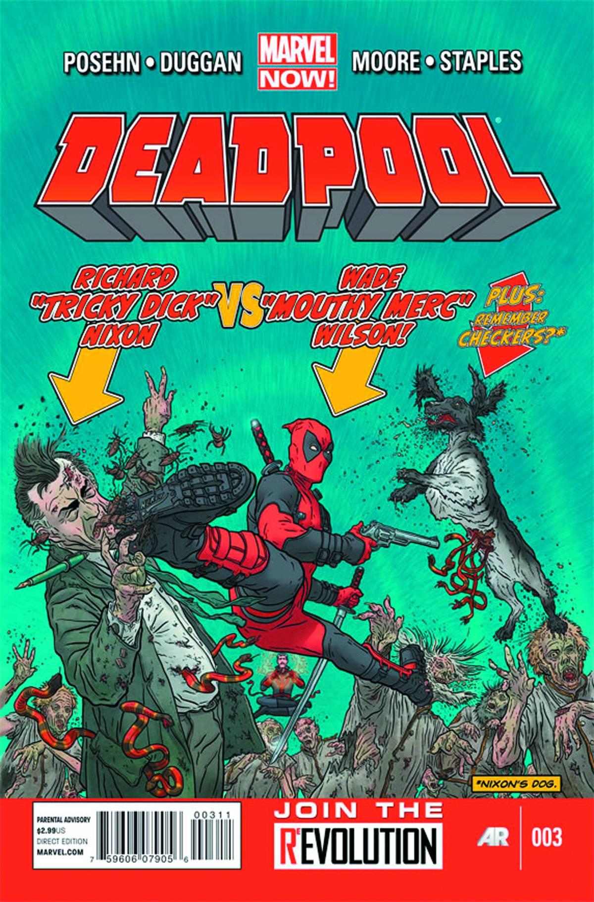 deadpool comics pdf volume 1