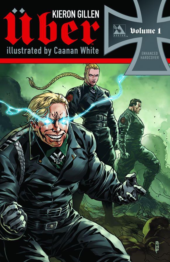 220 Ber Vol 1 Enhanced Edition Fresh Comics