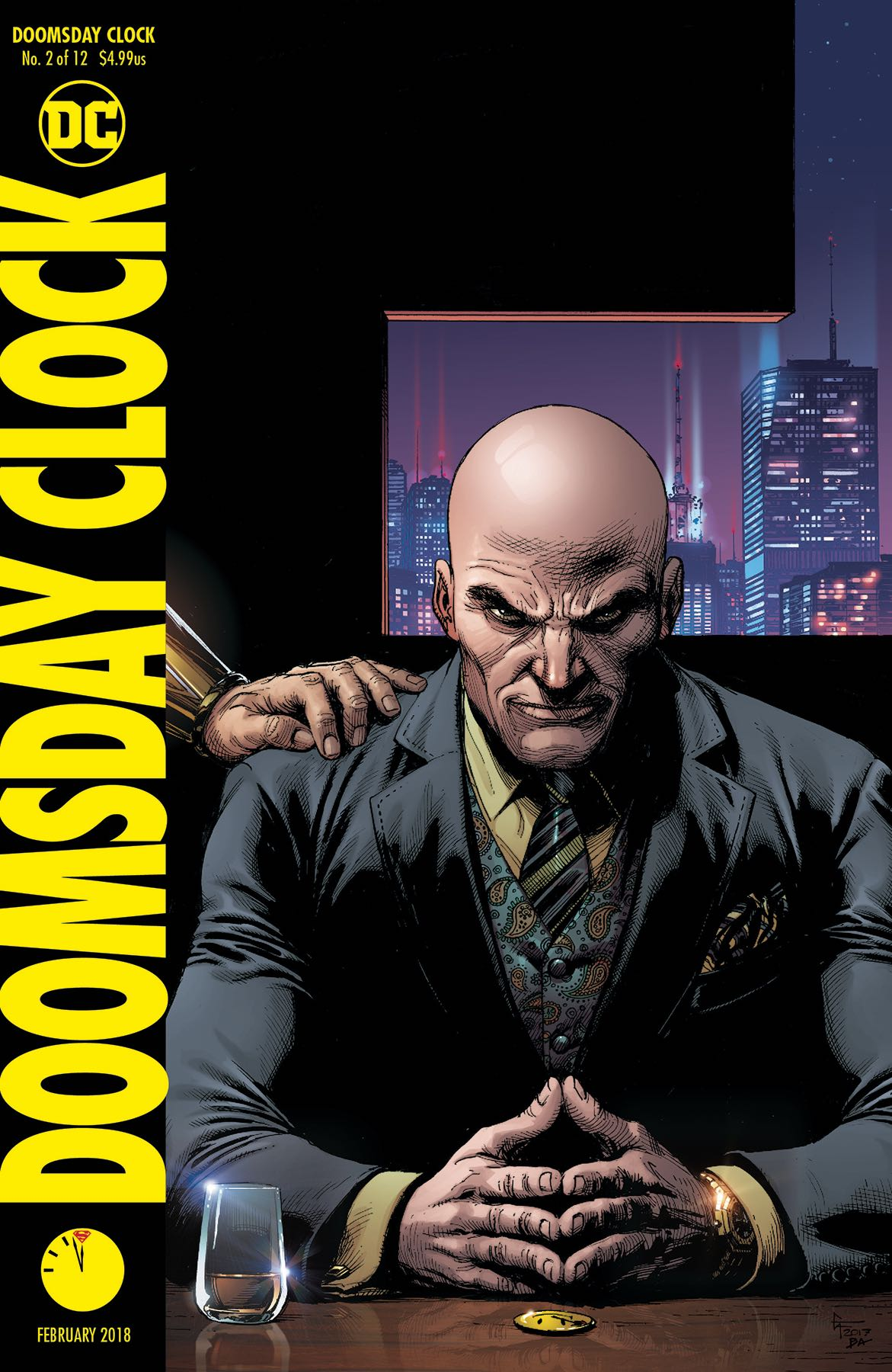 watchmen doomsday clock download