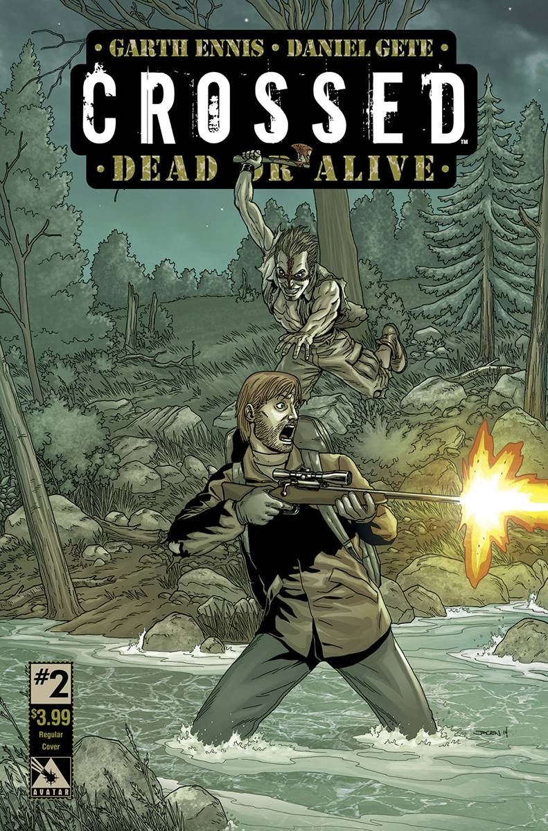 Crossed Dead Or Alive 2 Fresh Comics