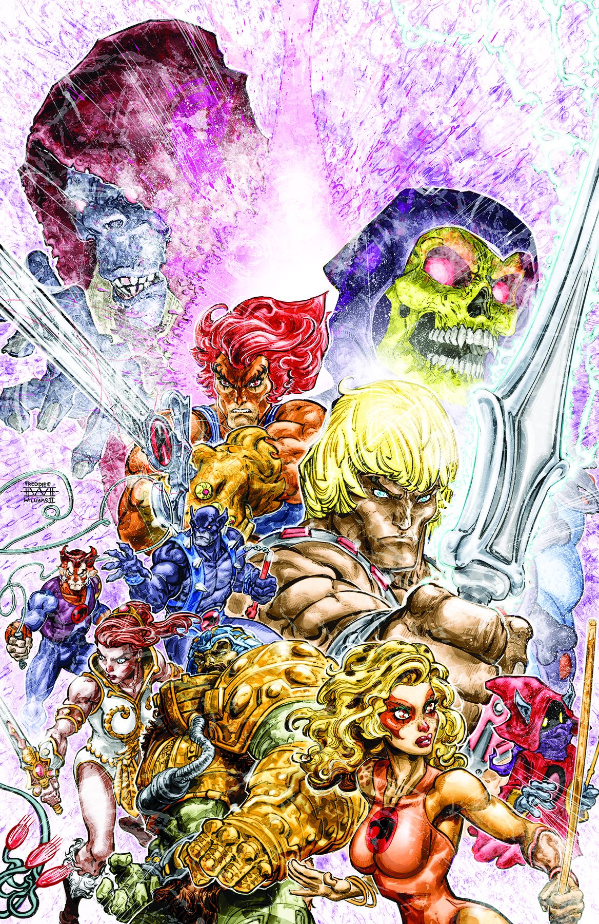 He-Man / Thundercats #2 | Fresh Comics