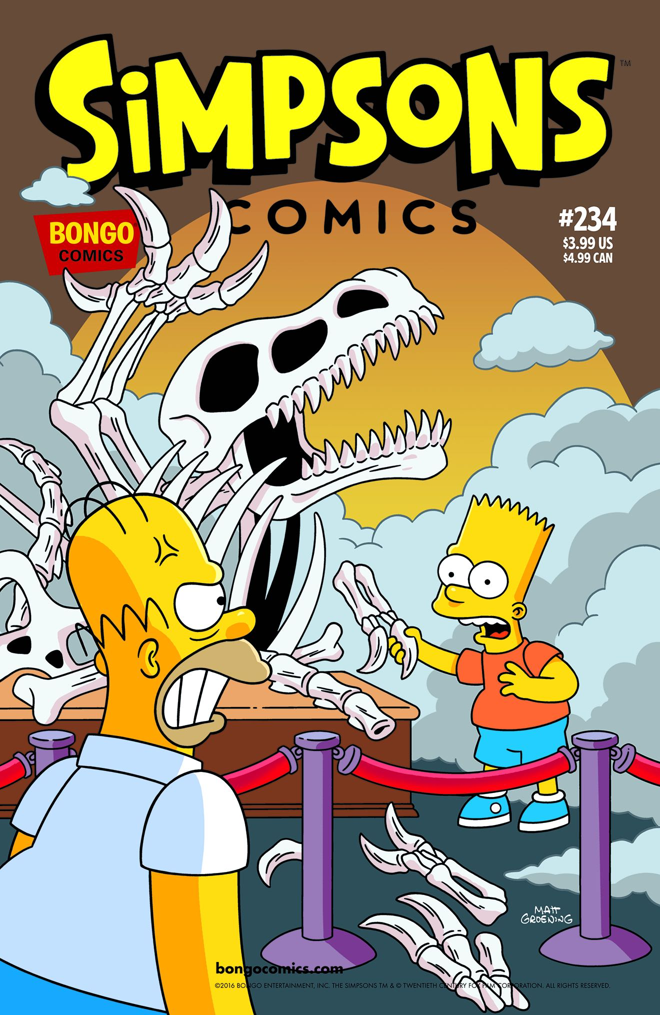 Simpsons Comics Issue #78