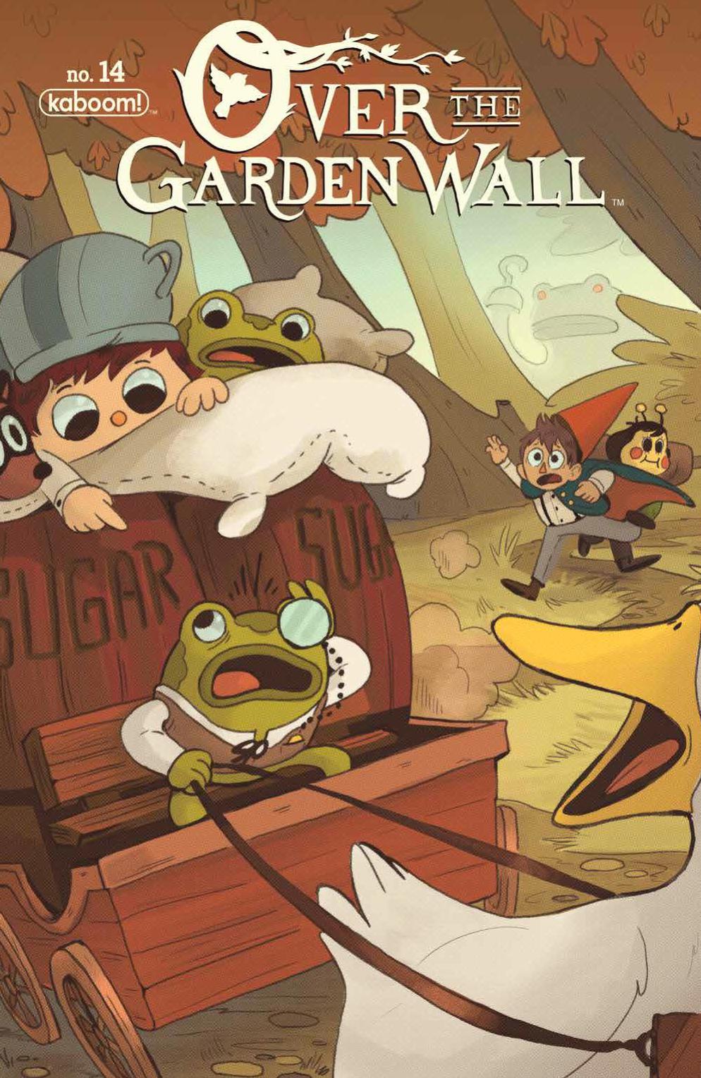 Over the Garden Wall #14   Fresh Comics